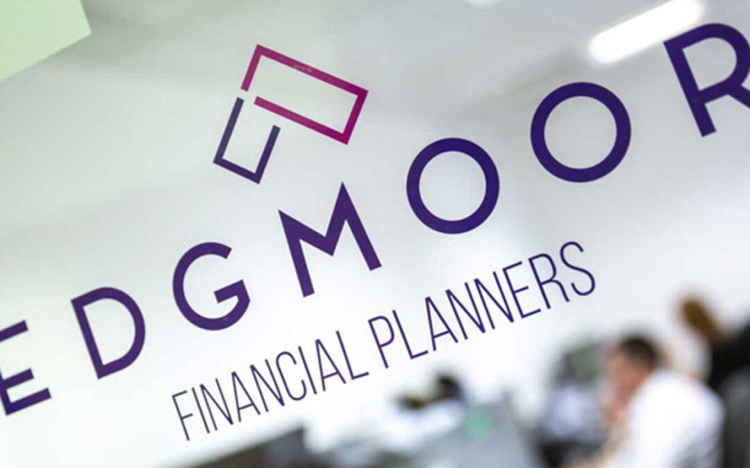 Edgmoor Financial Planners Branding and website