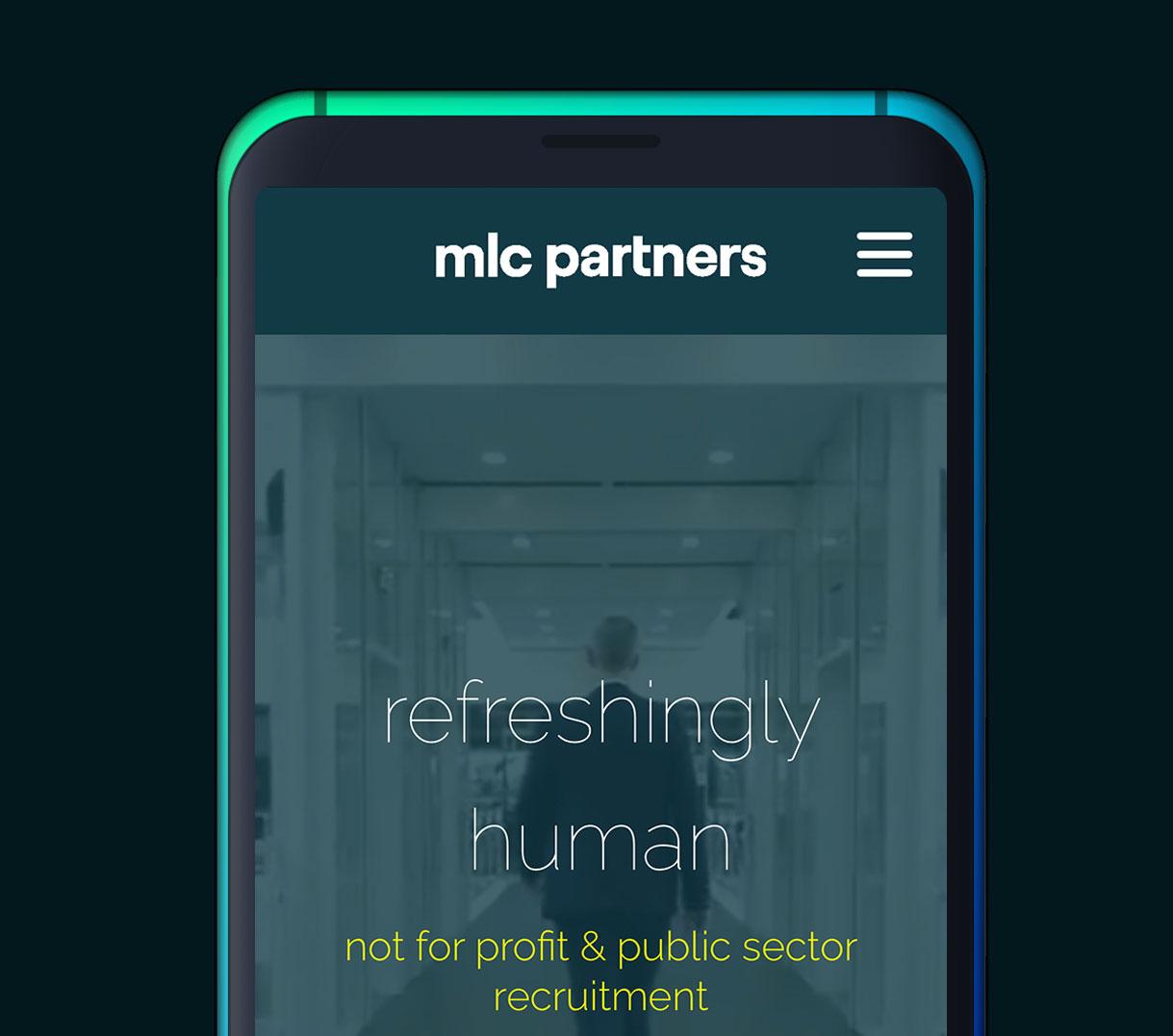 MLC mobile mockup