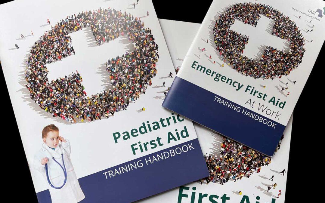 FAIB First Aid Training Manuals