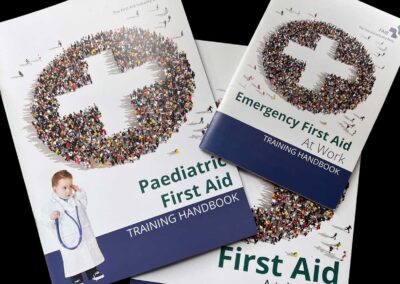 FAIB First Aid Training Manuals